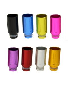 Armerah Flute 510 Drip Tip e-cig Mouthpiece Short/Aluminium/Solid Available Colours