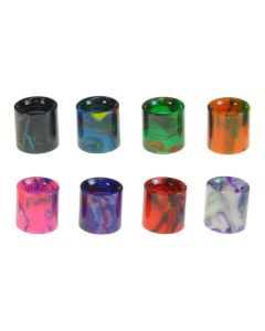Armerah Drip Tip for Aspire Nautilus X & PockeX Short/Medium Marble Epoxy Resin Available Colours