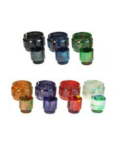 Armerah Replacement Resin Drip Tip Bulb/Tube Kit for Freemax Fireluke 2 Tank Available Colours